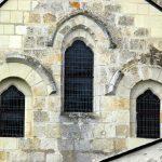Fenêtres trilobées
