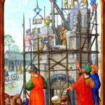 construction abbaye
